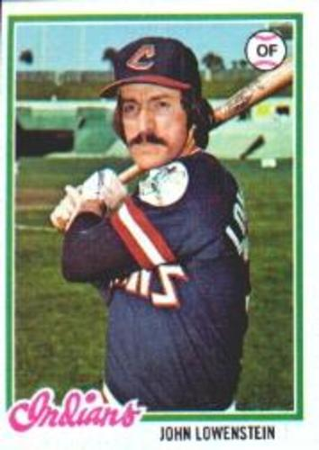 Photo of 1978 Topps #87 John Lowenstein