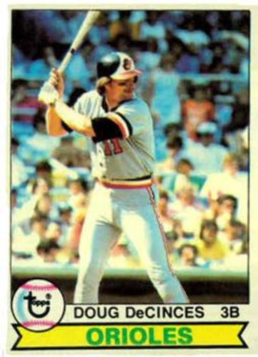 Photo of 1979 Topps #421 Doug DeCinces