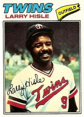 Photo of 1977 Topps #375 Larry Hisle