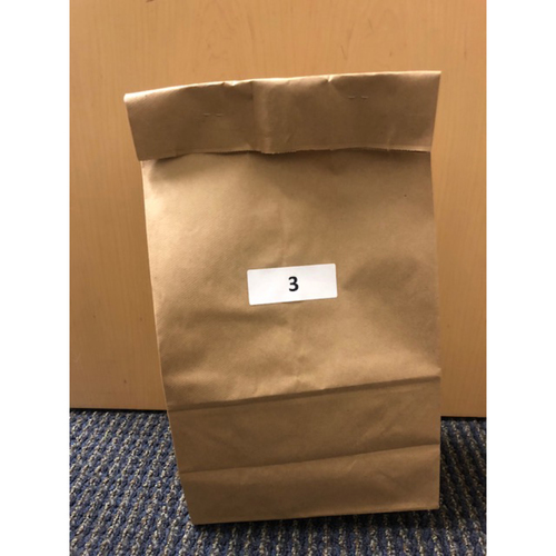 Photo of Los Angeles Dodgers Foundation: Game-Used Jersey - 2018 NLCS Game 5 Mystery Bag-Fundraiser Bag-3