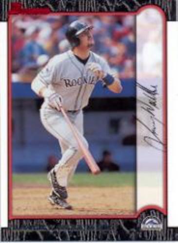 Photo of 1999 Bowman #31 Larry Walker