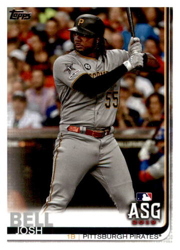 Photo of 2019 Topps Update #US274 Josh Bell AS