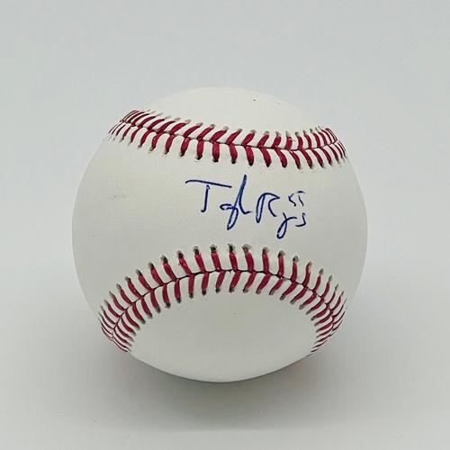 Photo of Minnesota Twins Autographed Baseball - Taylor Rogers