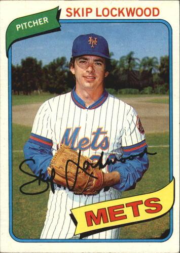 Photo of 1980 Topps #567 Skip Lockwood