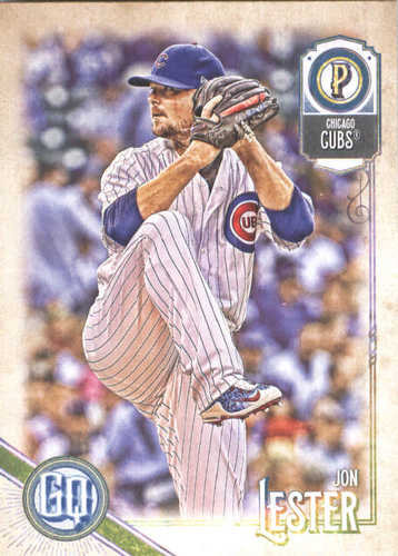 Photo of 2018 Topps Gypsy Queen #95 Jon Lester