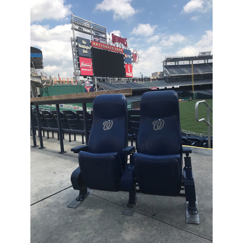 Photo of Nationals Park Stadium Seats - Pick-Up Only