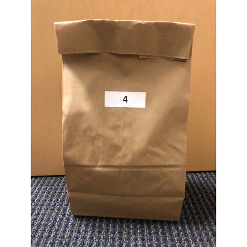Photo of Los Angeles Dodgers Foundation: Game-Used Jersey - 2018 NLCS Game 5 Mystery Bag-Fundraiser Bag-4