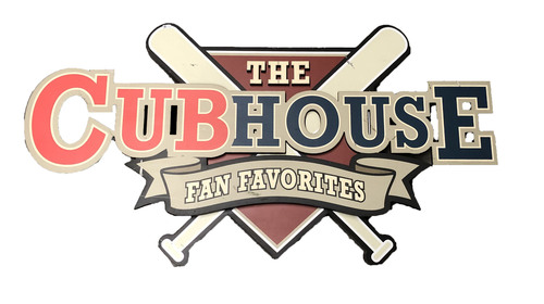 Photo of Wrigley Field Collection -- Concourse Sign - 'Cubhouse'