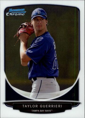 Photo of 2013 Bowman Chrome Draft Top Prospects #TP29 Taylor Guerrieri