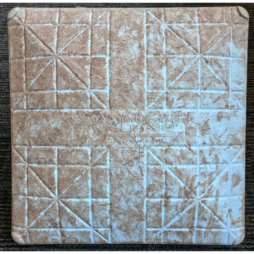Photo of 2019 Pittsburgh Pirates Game-Used Base (May) - PRESALE: Choose your Game Date!