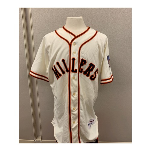 Photo of Minnesota Twins - Tony Oliva Autographed Team Issued Minneapolis Millers Jersey #6