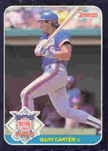 Photo of 1987 Donruss All-Stars #19 Gary Carter