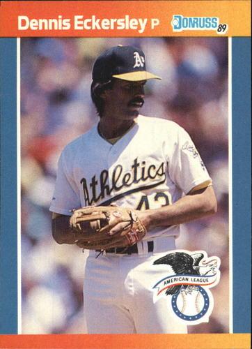 Photo of 1989 Donruss All-Stars #16 Dennis Eckersley