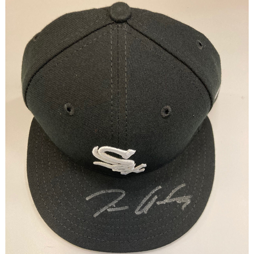 Photo of Tim Anderson Autographed Cap - Size 7
