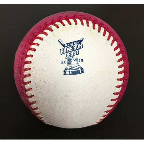 Photo of 2018 MLB Home Run Derby - Kyle Schwarber Out - Round 1 (Bonus Time Baseball)