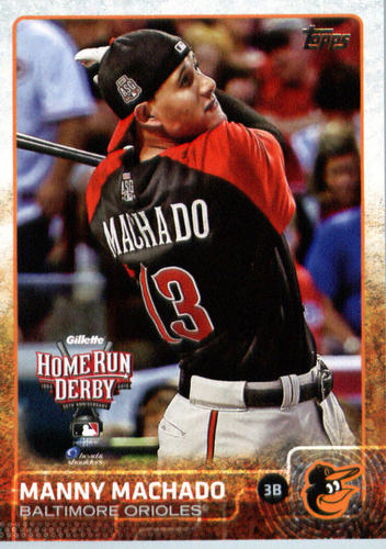 Photo of 2015 Topps Update #US202 Manny Machado