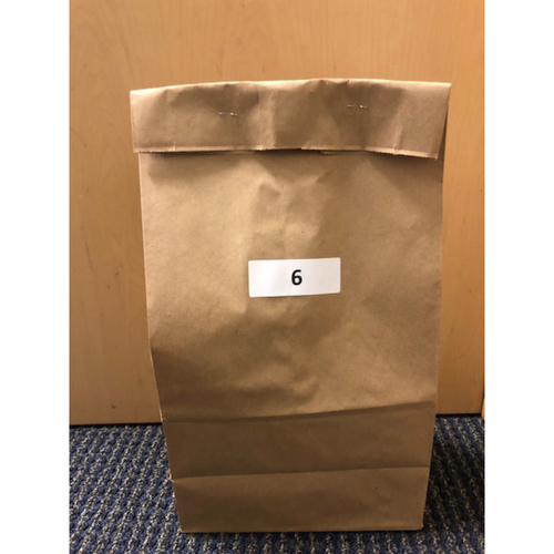 Photo of Los Angeles Dodgers Foundation: Game-Used Jersey - 2018 NLCS Game 5 Mystery Bag-Fundraiser Bag-6