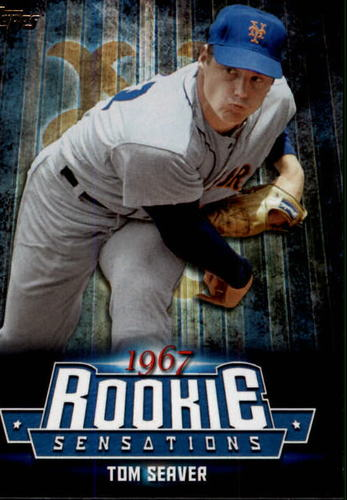 Photo of 2015 Topps Update Rookie Sensations #RS20 Tom Seaver