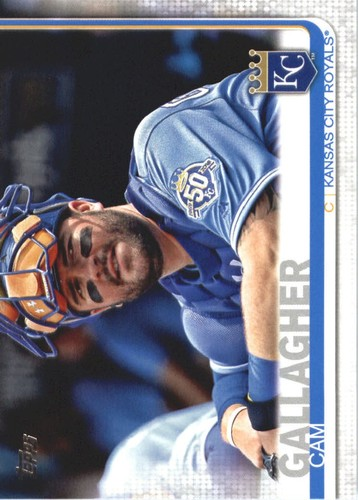 Photo of 2019 Topps #666 Cam Gallagher