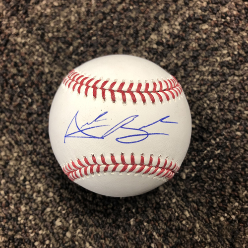 Photo of Archie Bradley Autographed Baseball