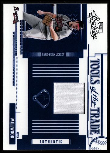 Photo of 2005 Absolute Memorabilia Tools of the Trade Jersey Reverse #143 Kevin Millwood Braves/1