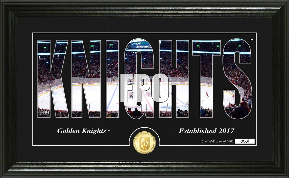 Serial #1! Vegas Golden Knights