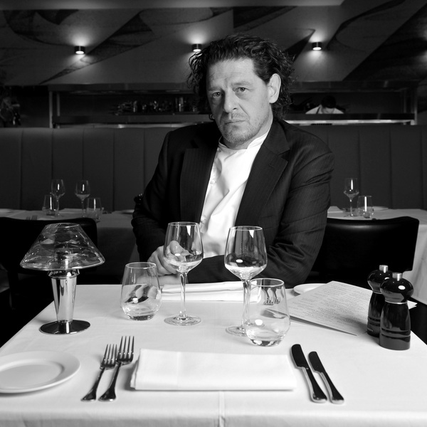 Click to view Meet Culinary Rockstar Marco Pierre White.