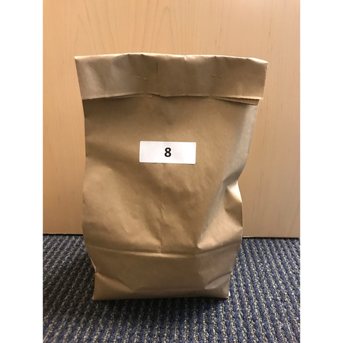Photo of Los Angeles Dodgers Foundation: Game-Used Jersey - 2018 NLCS Game 5 Mystery Bag-Fundraiser Bag-8