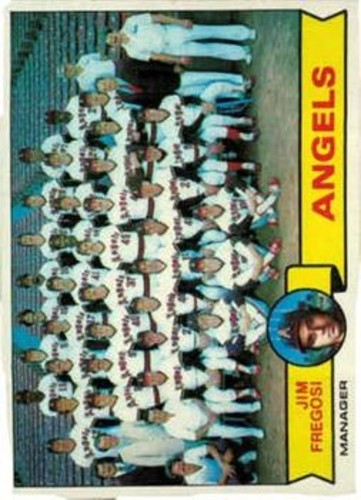 Photo of 1979 Topps #424 California Angels CL/Jim Fregosi MG