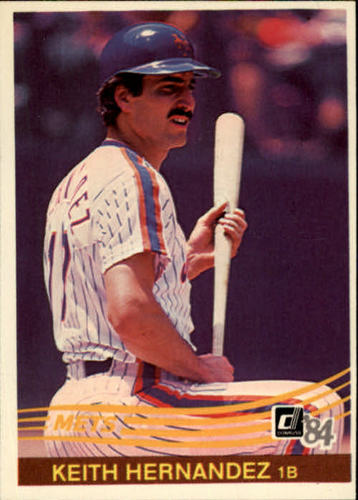 Photo of 1984 Donruss #238 Keith Hernandez