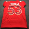 NFL - Steelers Maurkice Pouncey Game Issued Jan. 2017 Pro Bowl Jersey Size 46