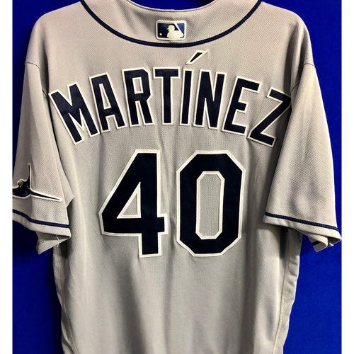 Photo of Team Issued 2020 Jersey: Jose Martinez