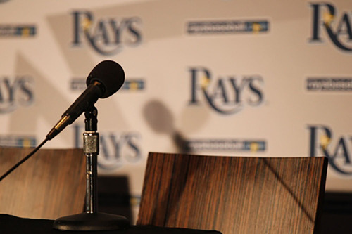 Rays Broadcast Auction: Rays Executive for a Day