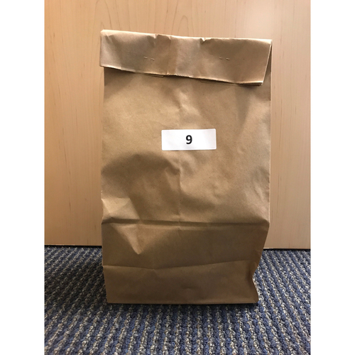 Photo of Los Angeles Dodgers Foundation: Game-Used Jersey - 2018 NLCS Game 5 Mystery Bag-Fundraiser Bag-9