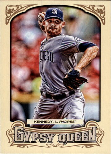 Photo of 2014 Topps Gypsy Queen #164 Ian Kennedy