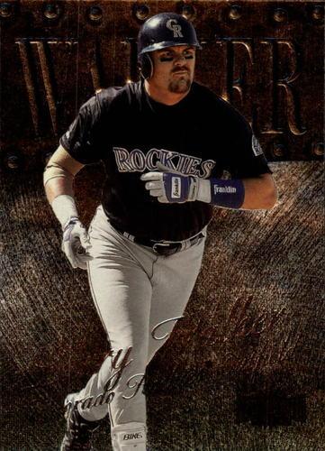 Photo of 1999 Metal Universe #171 Larry Walker
