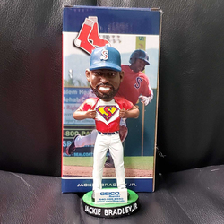 Photo of Jackie Bradley Jr. Bobblehead