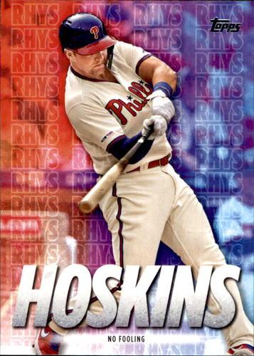 Photo of 2020 Topps Rhys Hoskins Highlights #RH22 Rhys Hoskins