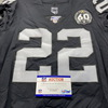 London Games - Raiders Keisean Nixon Game Used Jersey (11/24/19) Size 40