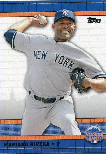 Photo of 2013 Topps All-Star FanFest #WR3 Mariano Rivera