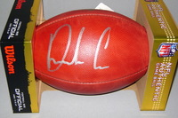 NFL - VIKINGS DALVIN COOK SIGNED AUTHENTIC FOOTBALL