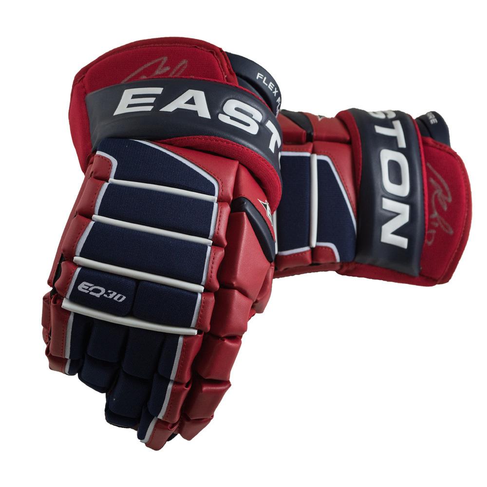 MARIAN GABORIK Signed New York Rangers Eastoin Gloves