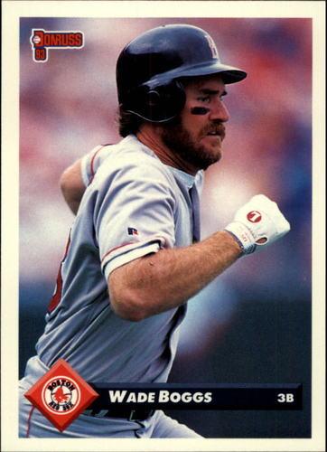 Photo of 1993 Donruss #619 Wade Boggs