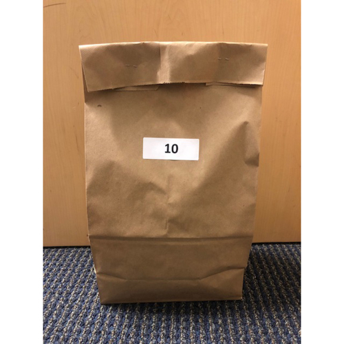 Photo of Los Angeles Dodgers Foundation: Game-Used Jersey - 2018 NLCS Game 5 Mystery Bag-Fundraiser Bag-10