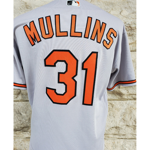 Photo of Cedric Mullins: Jersey (Home Run) - Game Used (9/5/21 @ Yankees)
