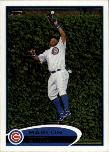 Photo of 2012 Topps #144 Marlon Byrd