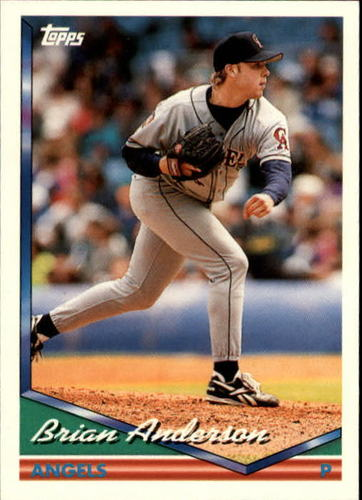 Photo of 1994 Topps Traded #10T Brian Anderson RC