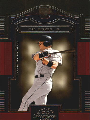 Photo of 2005 Timeless Treasures #8 Cal Ripken