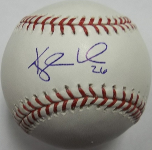 Photo of Kyle Lohse Autographed Baseball