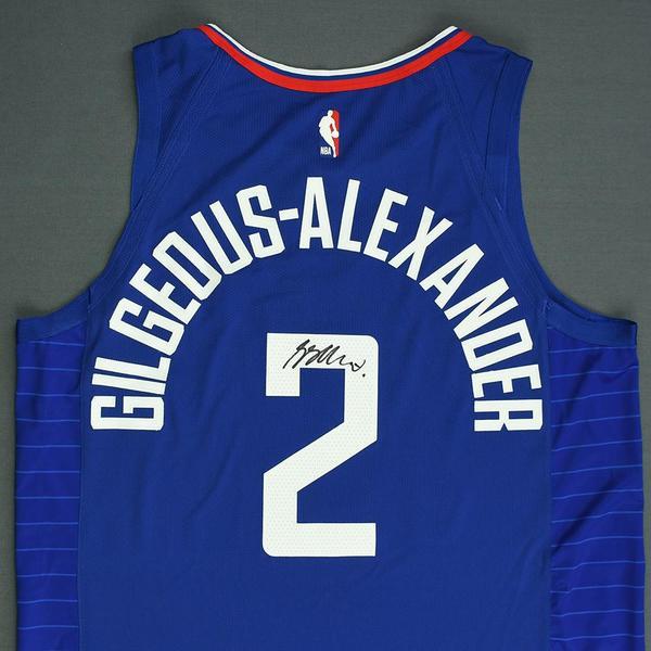 Shai Gilgeous-Alexander - Los Angeles Clippers - 2018 NBA Draft ... d5ed6d072